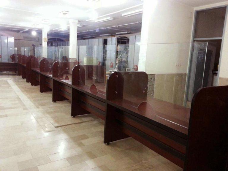 اداری آرمانو 768x576 - کانتر اداری - میز پیشخوان