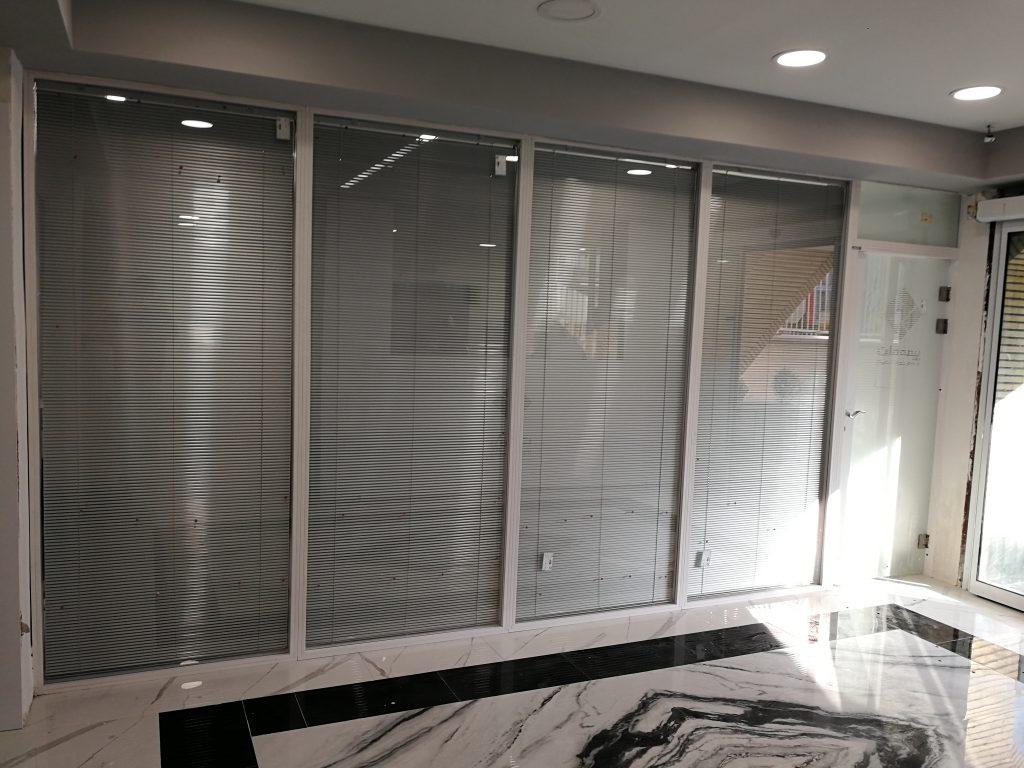 ام دی اف تمام شیشه K200 13 1024x768 - پارتیشن ام دی اف اداری