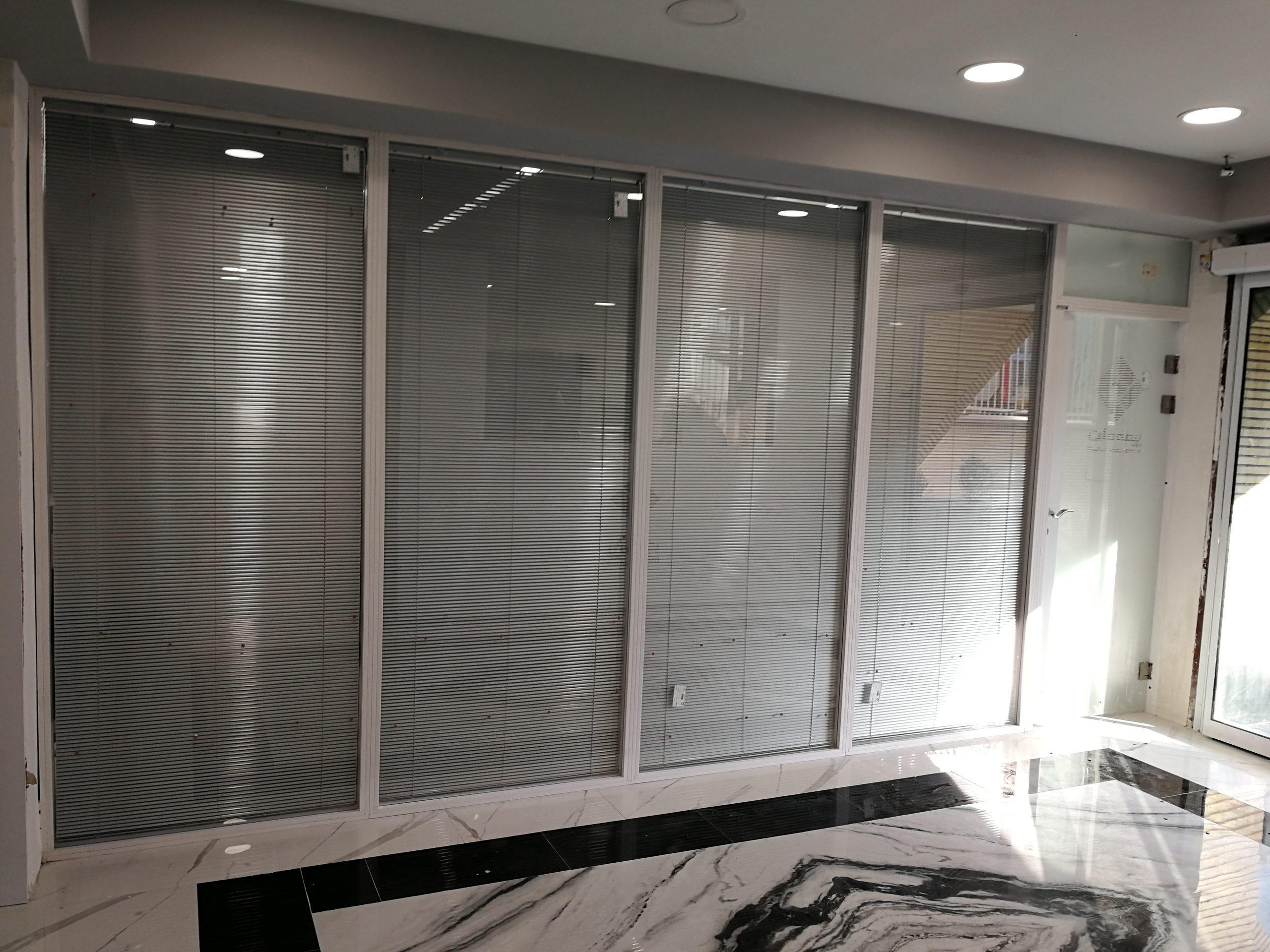 ام دی اف تمام شیشه K200 13 scaled - پارتیشن ام دی اف اداری