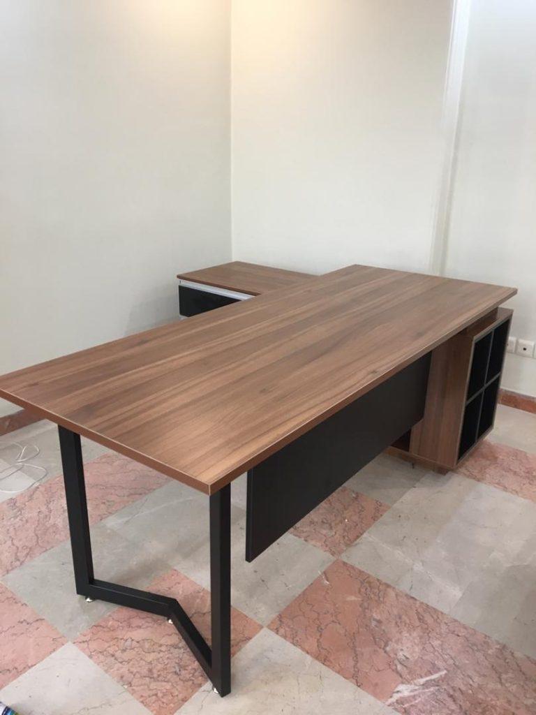 پایه فلزی یاقوت v 1001 2 768x1024 - میز پایه فلزی
