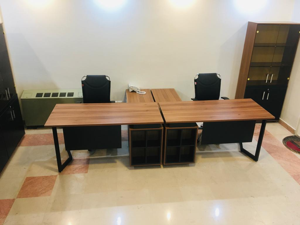 NEKP1730 - میز پایه فلزی